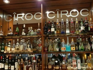 Closeup Ciroc Frosted Mirror Decal - Barrie
