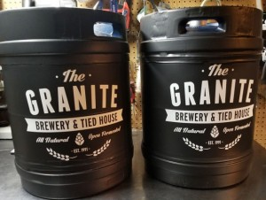 Custom Keg Matte Wrap - Barrie